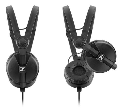 auricular sennheiser hd 25 plus para dj