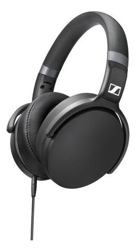 auricular sennheiser hd 4.30g black android. con micrófono.