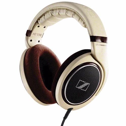 auricular sennheiser hd 598. open box