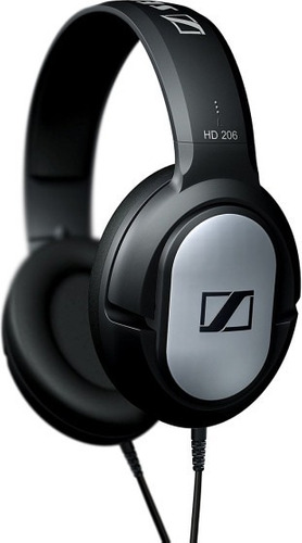 auricular sennheiser hd206