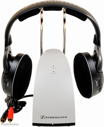 auricular sennheiser rs 120 open box