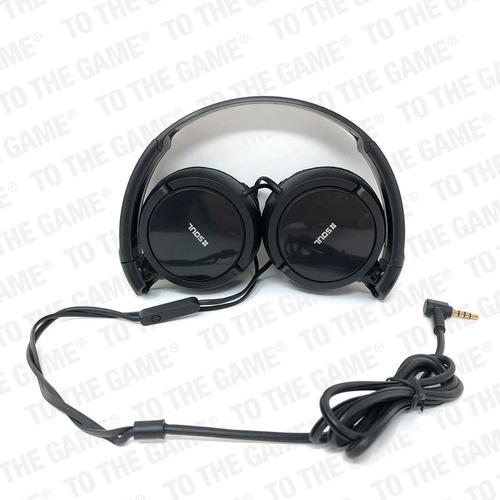 auricular vincha manos libres plegables con microfono