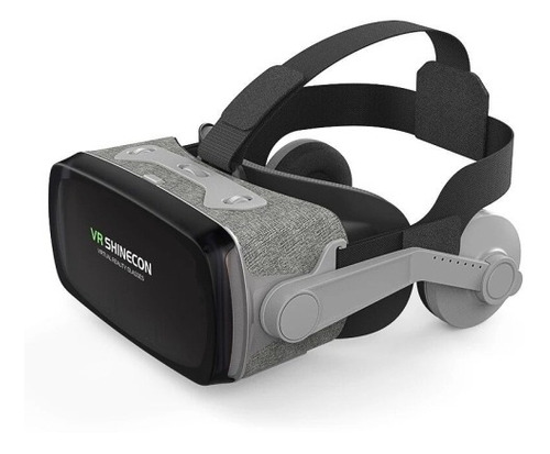 auricular vr lente video 3d realidad virtual shinecon gkuf