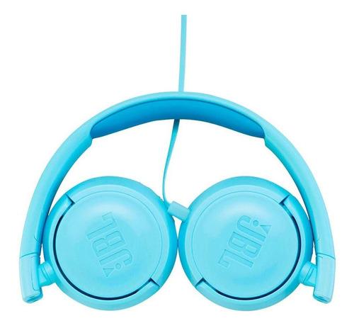 auriculares 3.5 mm jbl jr300 celeste