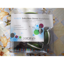 Auriculares Xion Xi - Au24 Extra Bass Stereo