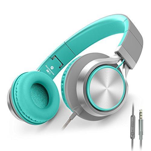 auriculares ailihen c8 con micrófono y control de volumen pl