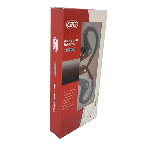 auriculares ajuste deportivo in-ear manos libres - polotecno