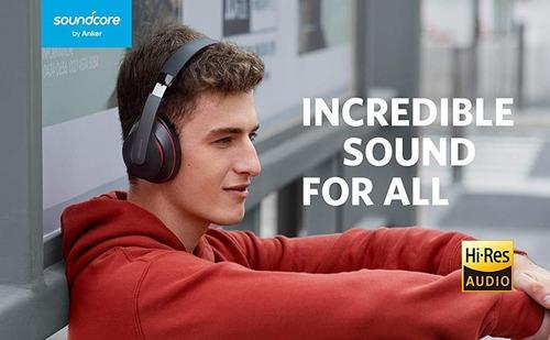 auriculares - anker soundcore life q10 - 60hs bluetooth 5.0