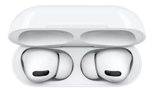 auriculares apple airpods pro con caja inalambrica