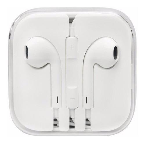 auriculares apple iphone original entrada aux c/mic 6 cuotas