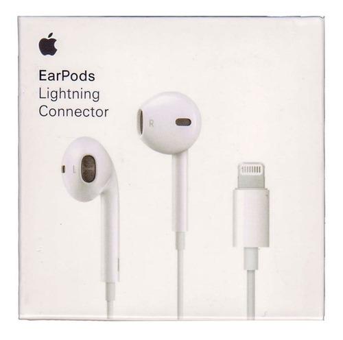 auriculares apple original earpods iphone gtia oficial