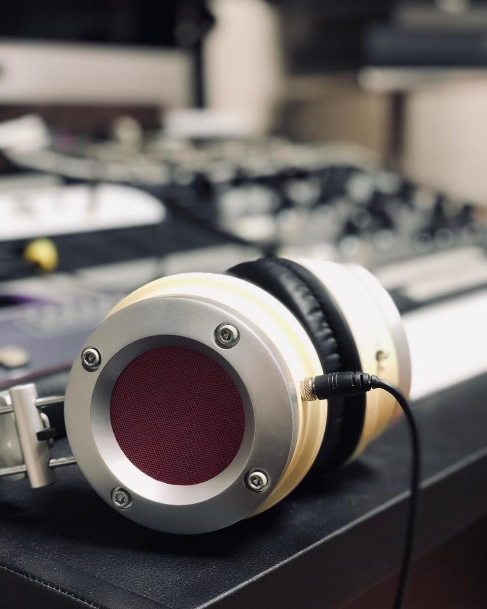 Avantone MP1/mixphone profesional auriculares blanco