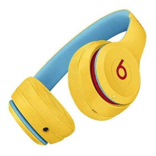 auriculares beats solo3  - club collection - club yellow