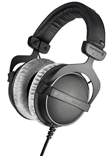 auriculares beyerdynamic dt 770 pro 32 ohm + envio