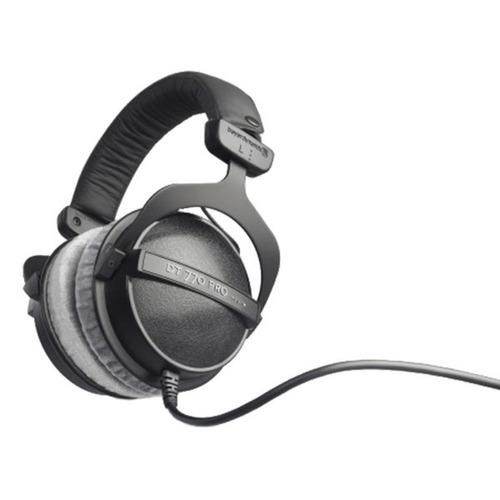 auriculares beyerdynamic dt 770 pro 80 ohm + envio