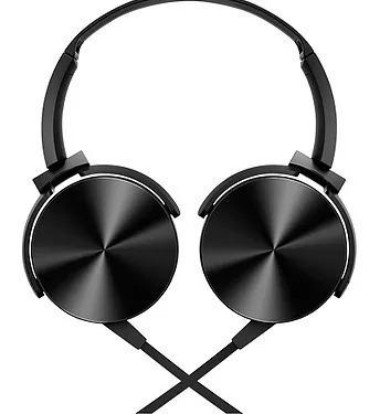 auriculares bkt 225 para celular vincha extra bass plegables