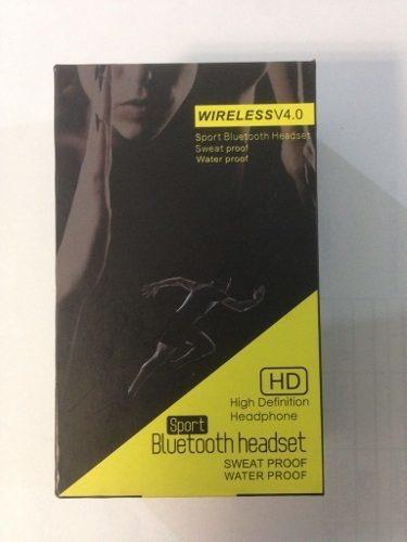 auriculares bluethooth sm808 parquer