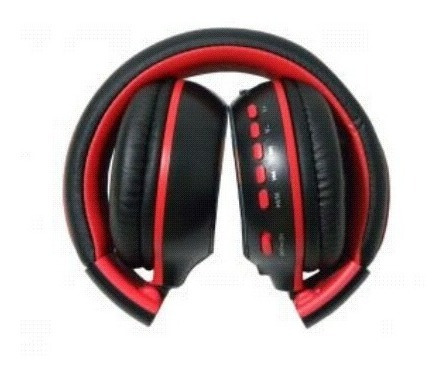 auriculares bluetooh mp3 radio sd a bateria