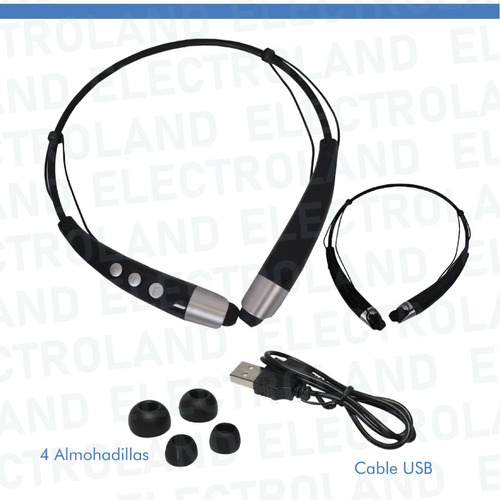 auriculares bluetooh vincha sport kbp 500s