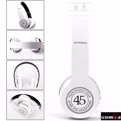 auriculares bluetooth 4.1 p45