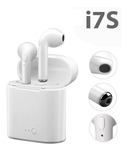 auriculares bluetooth +5.0 inalambricos i7s pro in ear