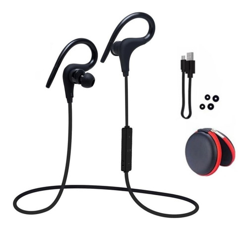 auriculares bluetooth celular inalambrico deportivos in ear!
