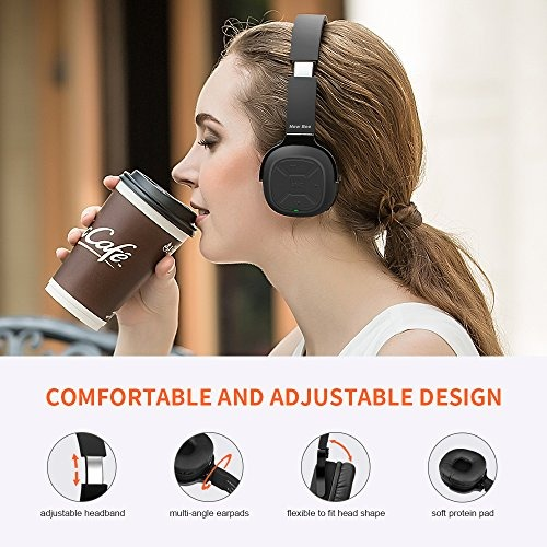 0638ab66e5b Auriculares Bluetooth Con Cancelacion De Ruido Activa Nuevos ...