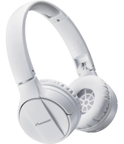 auriculares bluetooth con microfono pioneer se-mj553bt