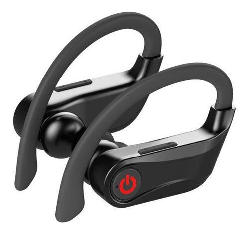 auriculares bluetooth con micrófonos dual gancho de oreja in
