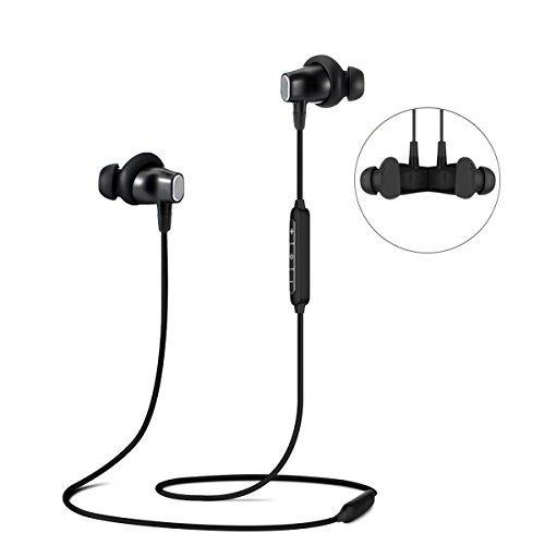 8f254350d4b Auriculares Bluetooth Elegiant Auriculares Inalámbricos Aur ...