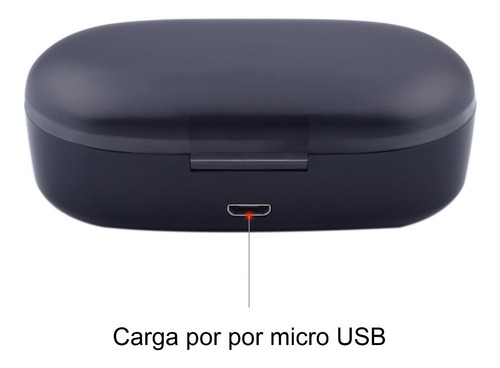 auriculares bluetooth in ear instto insun x s iphone android