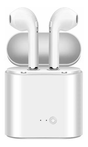 auriculares bluetooth inalambrico 4.2 in ear base recargable