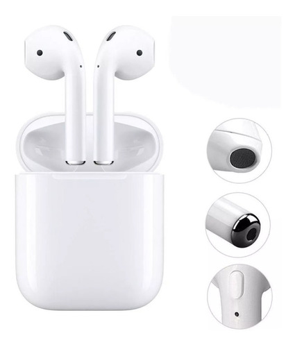 auriculares bluetooth inalambrico earbuds inear tipo airpos