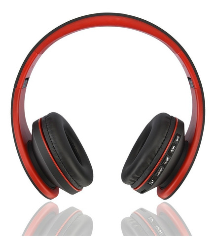 auriculares bluetooth inalámbrico fm mp3 micro sd superbass