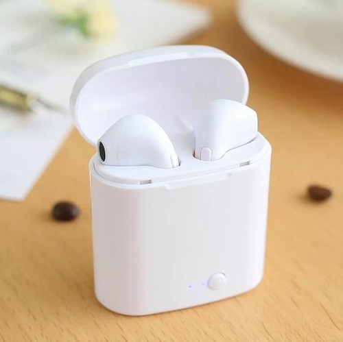 auriculares bluetooth inalambrico i7s iphone android airpods