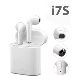 Auriculares Bluetooth Inalambricos I7s Recargables Earpods
