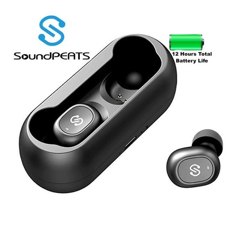 auriculares bluetooth inalambricos tws sin cable deportivo
