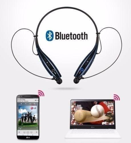 auriculares bluetooth manos libre hbs-730 negro - blanco
