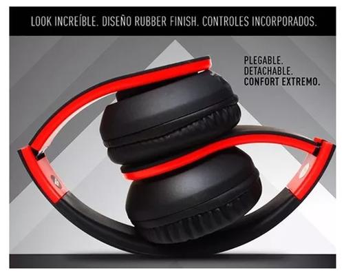 auriculares bluetooth noga aris bt409 manos libres plegable