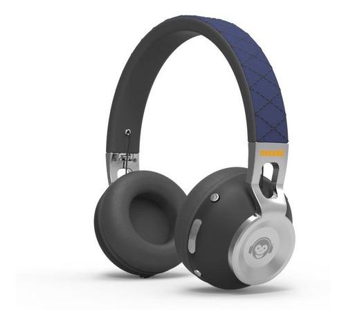 auriculares bluetooth on ear moonki sound mh-o510bt vincha