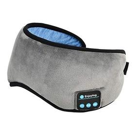 Auriculares Bluetooth Para Dormir Yamthr Máscara Ocular Auri