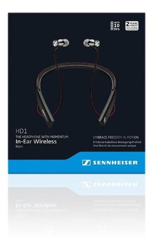 auriculares bluetooth sennheiser hd1 in ear open box