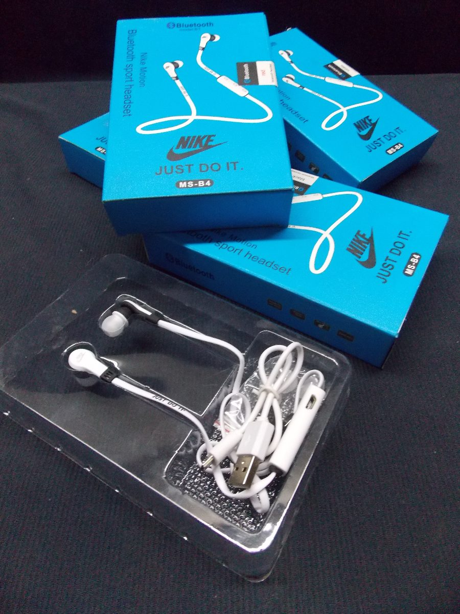 auriculares bluetooth sport ms-b4 nike impresionantes !!! Cargando zoom.