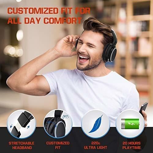 auriculares bluetooth v42 escuche en hd lag free aptx baja l