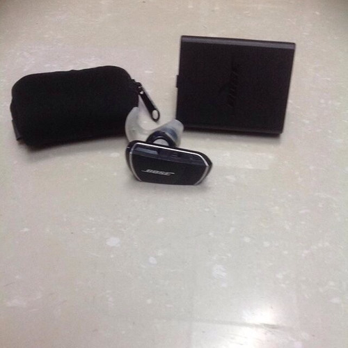 auriculares bose bluetooth serie right ear.