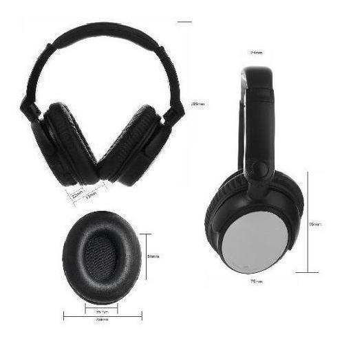 auriculares cerrados bluetooth quiet noise cancelling t6s