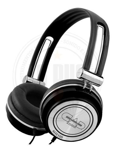 auriculares cerrados de estudio cad mh100