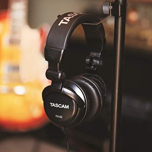 auriculares cerrados para estudio grabacion y mezcla, negro