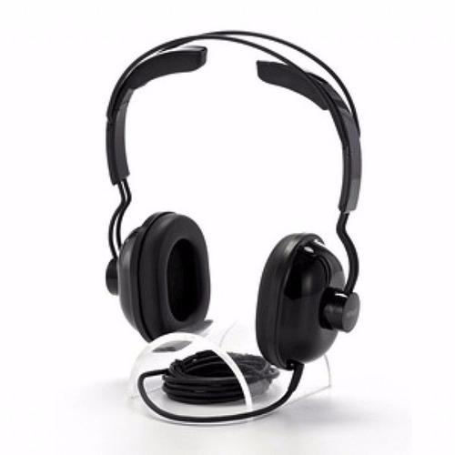 auriculares cerrados superlux hd651 color negro