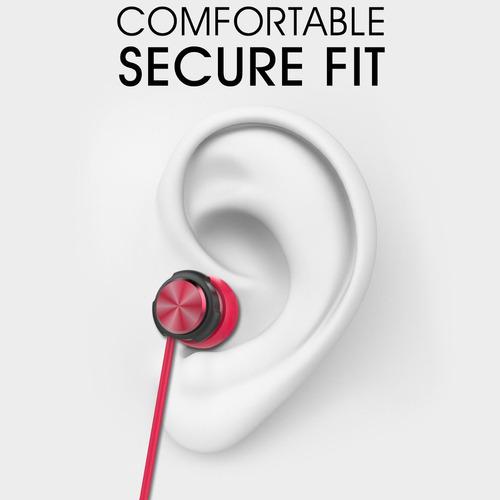 auriculares con cable de deportes auriculares corriendo esté